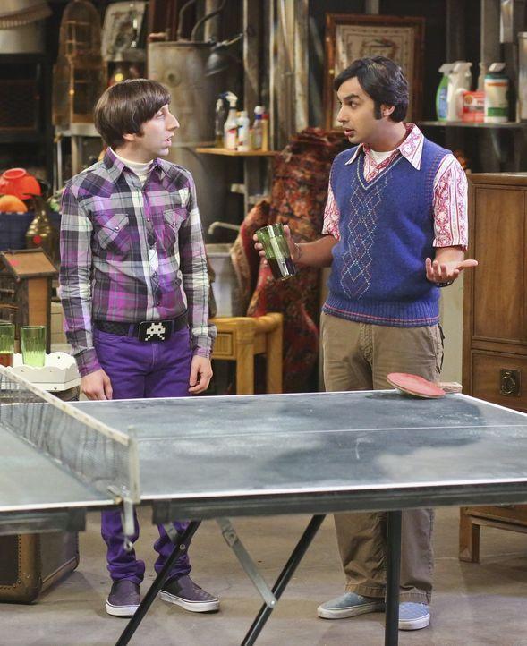 Während Leonard und Sheldon auf dem Weg nach Berkeley sind und dabei einen Abstecher zu George Lucas' Skywalker-Ranch machen, entwickelt sich ein Ga... - Bildquelle: Warner Bros. Television