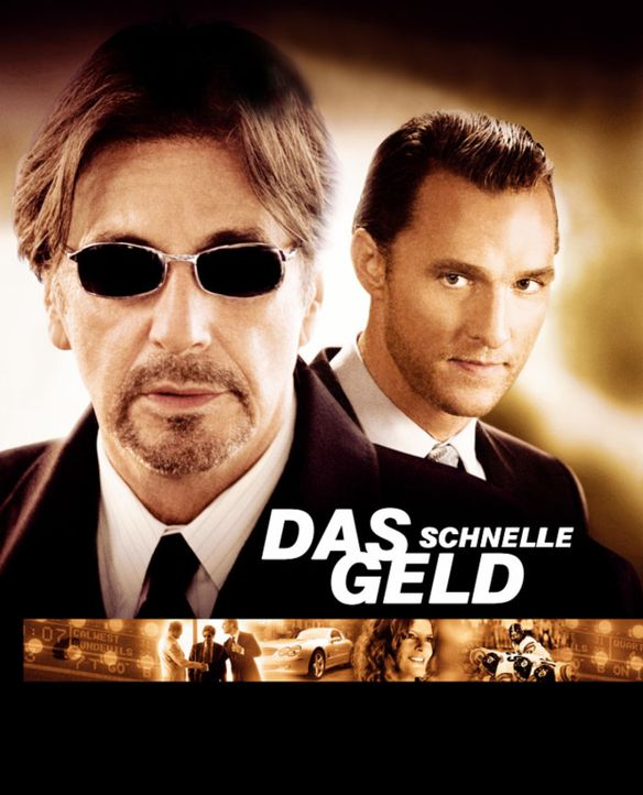 Das schnelle Geld - Artwork - Bildquelle: Morgan Creek Productions