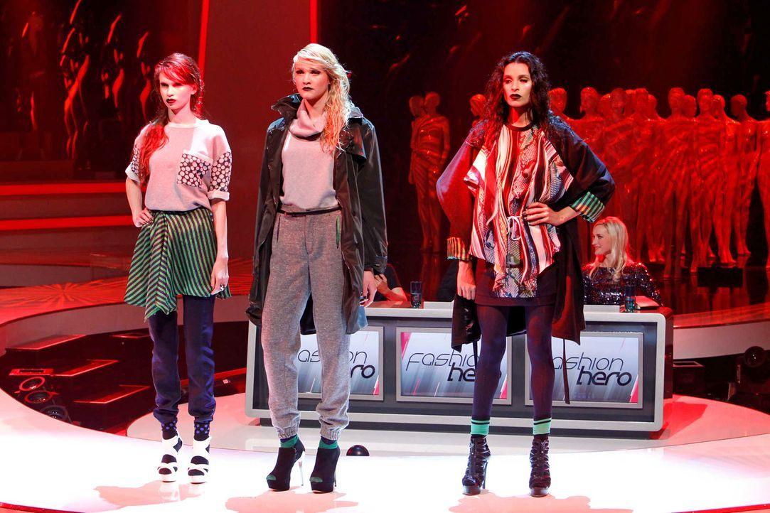 Fashion-Hero-Epi08-Show-22-Richard-Huebner-ProSieben - Bildquelle: Pro7 / Richard Hübner