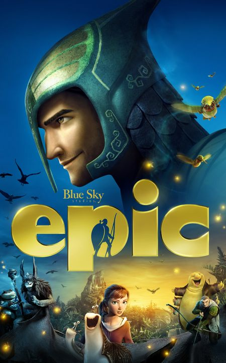 Epic - Verborgenes Königreich - Artwork - Bildquelle: 2013 Twentieth Century Fox Film Corporation. All rights reserved.
