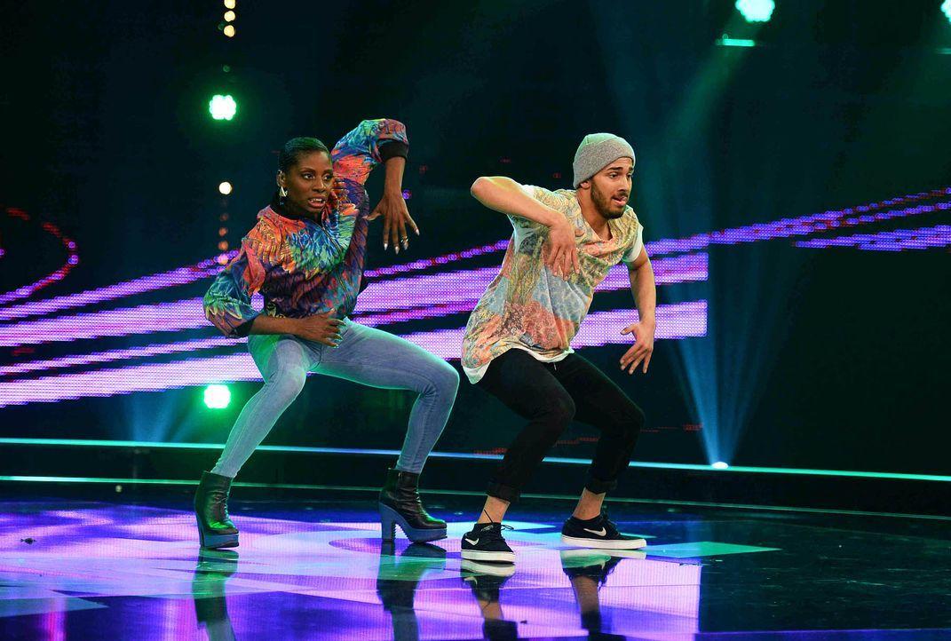 Got-To-Dance-Dayan-Raheem-06-SAT1-ProSieben-Willi-Weber - Bildquelle: SAT.1/ProSieben/Willi Weber