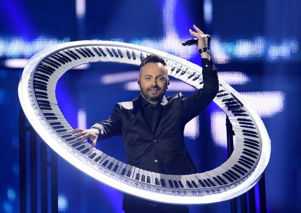 Eurovision-Song-Contest-Romania-140509-AFP - Bildquelle: AFP