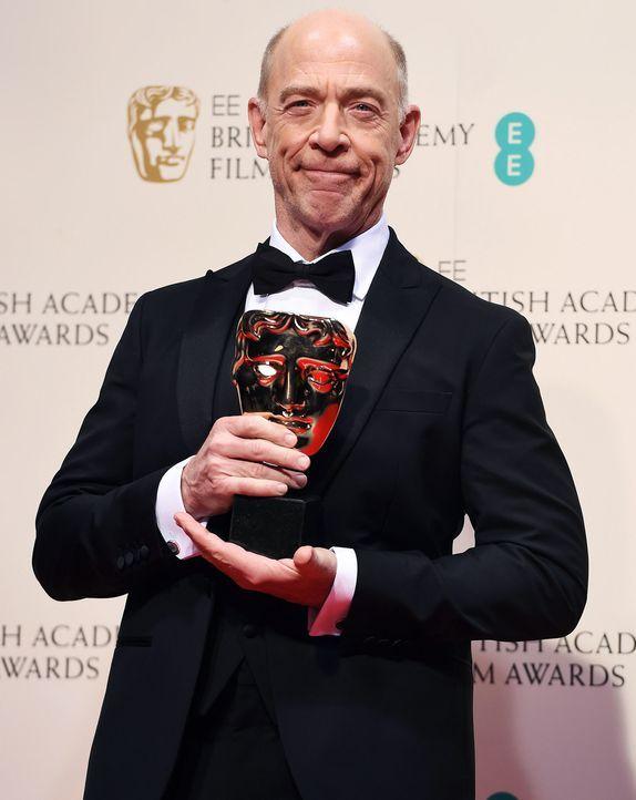 BAFTA-J-K-Simmons-15-02-08-dpa - Bildquelle: dpa