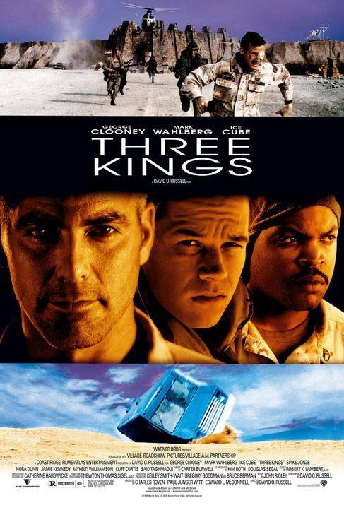 THREE KINGS - Plakatmotiv - Bildquelle: Warner Bros. Pictures