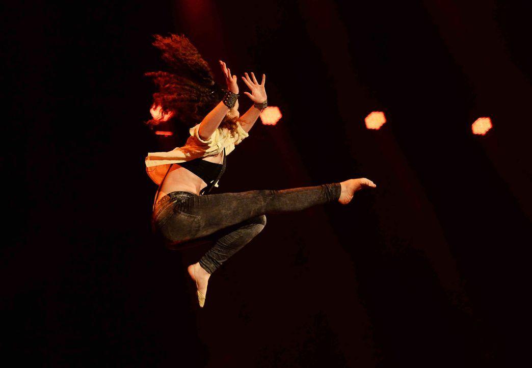 Got-To-Dance-Franziska-03-SAT1-ProSieben-Willi-Weber - Bildquelle: SAT.1/ProSieben/Willi Weber