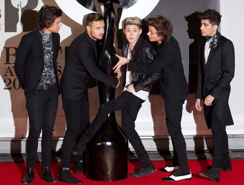 Brit-Awards-One-Direction-14-02-19-AFP - Bildquelle: AFP