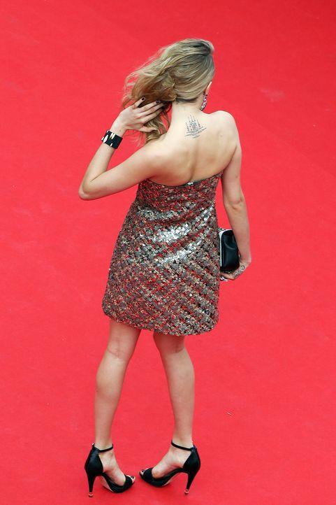 Cannes-Filmfestival-Cara-Delevingne-140521-4-AFP - Bildquelle: AFP