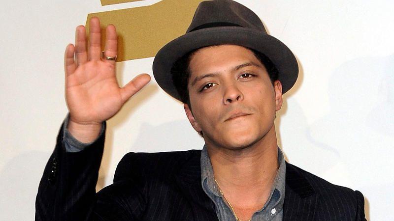 Bruno Mars trauert: Mutter des Popstars gestorben - Bildquelle: dpa