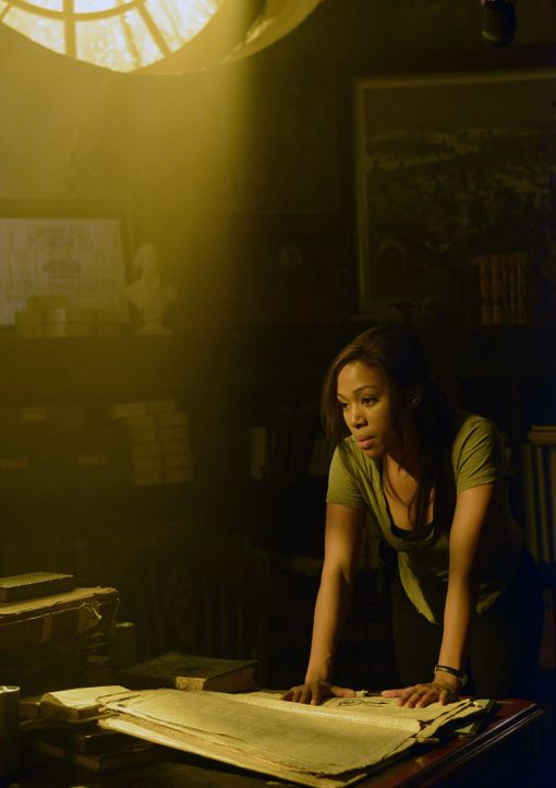 Muss sich mit ihrer Vergangenheit auseinandersetzten, um dem Tod zu entkommen: Abbie (Nicole Beharie) ... - Bildquelle: 2013 Twentieth Century Fox Film Corporation. All rights reserved.