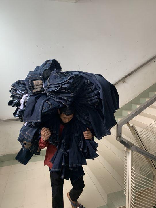 Uncovered: Fashion Victims: Das schmutzige Geschäft mit der Mode. - Bildquelle: ProSieben