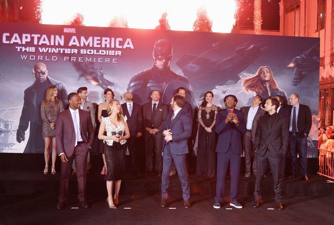Captain-America-Premiere-LA-14-03-14-getty-AFP - Bildquelle: getty-AFP