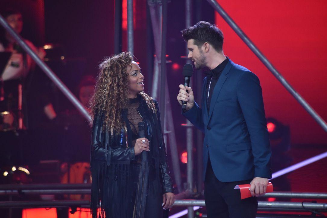 TVOG2018_Halbfinale_Diana - Bildquelle: ProSieben/SAT.1/Andre Kowalski