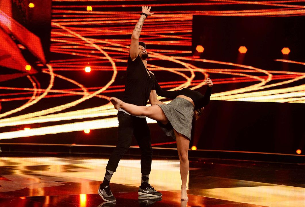 Got-To-Dance-Fiona-Lawrence-04-SAT1-ProSieben-Willi-Weber - Bildquelle: SAT.1/ProSieben/Willi Weber