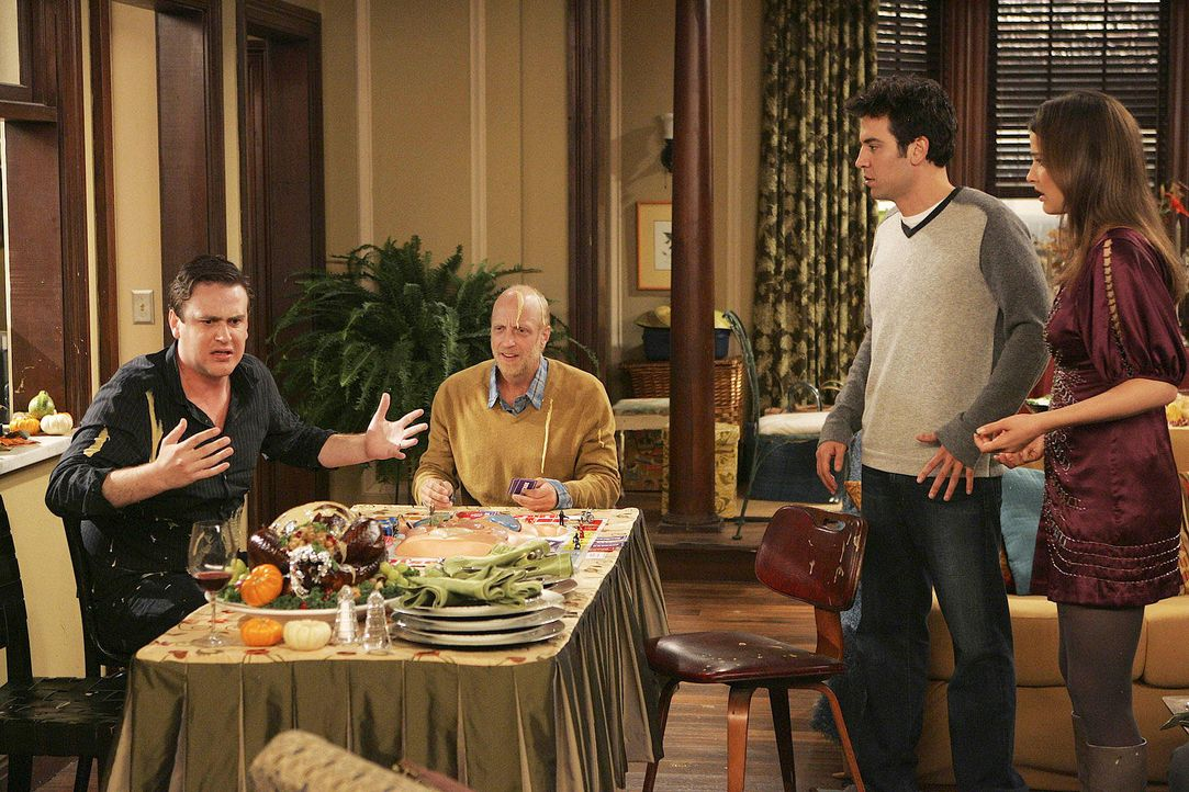 how-i-met-your-mother-special-klapsgiving2-06-20th-century-fox-international-televisionjpg 1536 x 1024 - Bildquelle: 20th Century Fox International Television