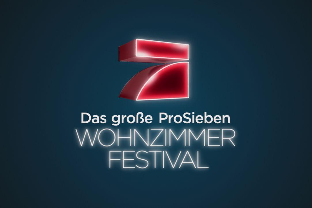 Das große ProSieben Wohnzimmer-Festival - Artwork - Bildquelle: ProSieben