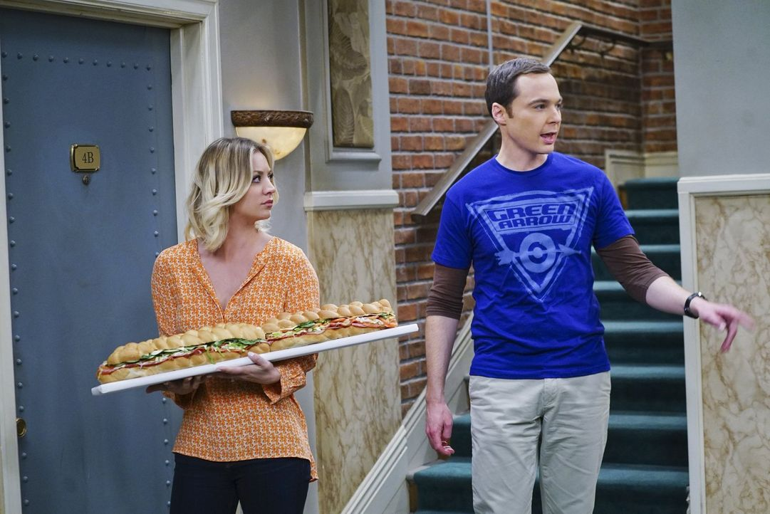 Weil Leonard sich weigert, weiterhin an den von Sheldon (Jom Parsons, r.) einberufenen Mitbewohner-Treffen teilzunehmen, entflammt eine Diskussion z... - Bildquelle: 2016 Warner Brothers