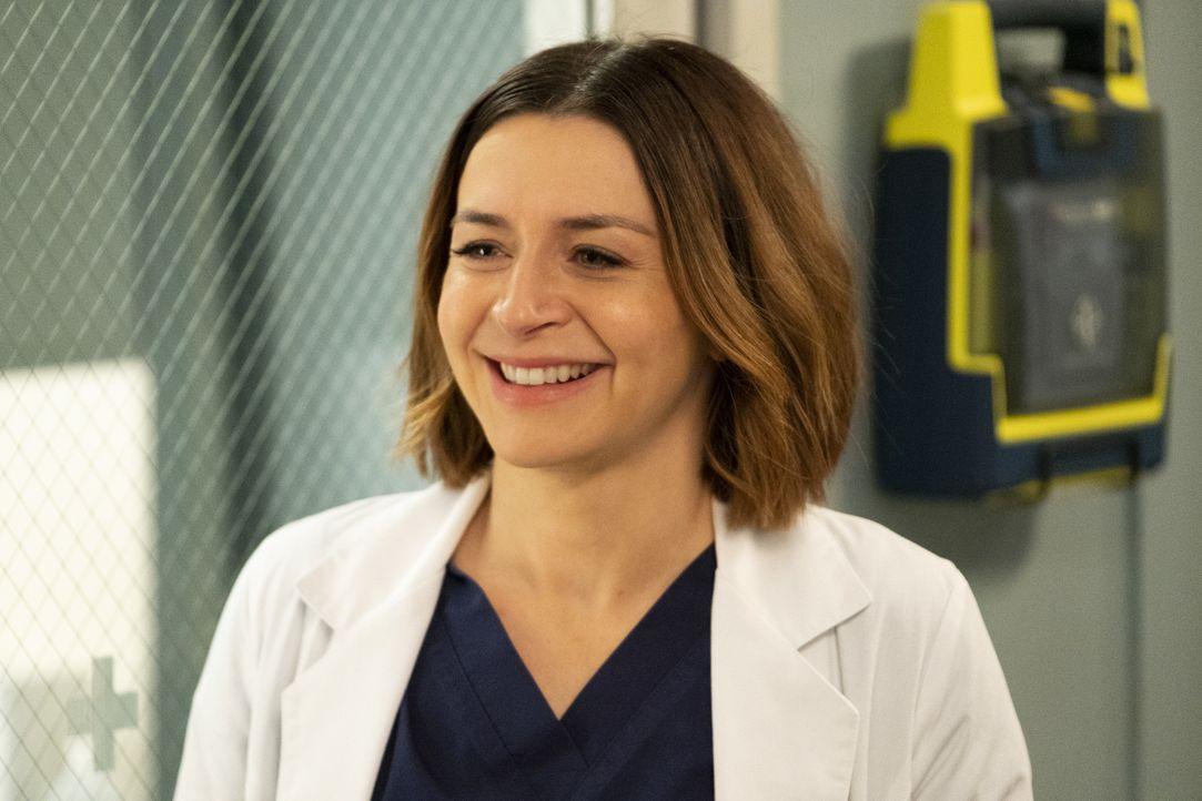 Dr. Amelia Shepherd (Caterina Scorsone) - Bildquelle: Jessica Brooks ABC Studios