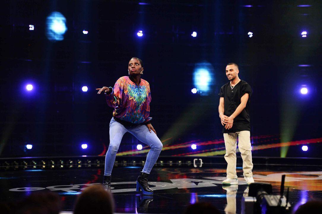 Got-To-Dance-Majid-11-SAT1-ProSieben-Willi-Weber - Bildquelle: SAT.1/ProSieben/Willi Weber