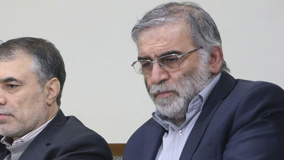- Bildquelle: -/Office of the Iranian Supreme Leader/AP/dpa