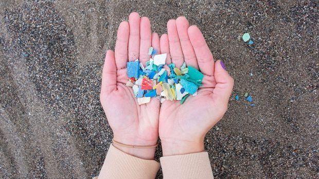 Produkte ohne Mikroplastik