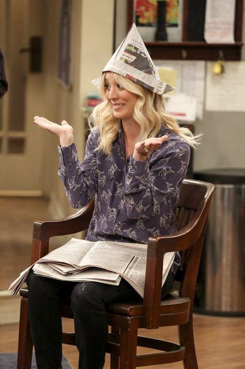 Als selbst Penny (Kaley Cuoco) sich einem neuen Projekt zuzuwenden scheint, ist Sheldon frustriert, denn er hat gerade keine neue Aufgabe ... - Bildquelle: Warner Bros. Television