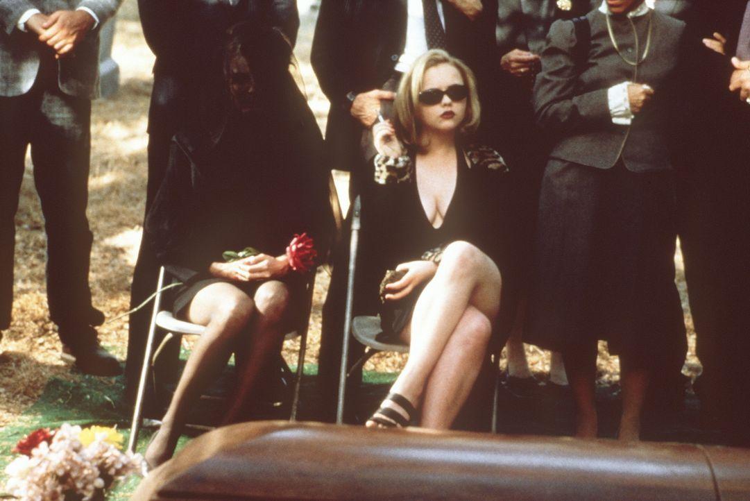 Wenn es sein muss, geht Dedee (Christina Ricci) über Leichen ... - Bildquelle: Columbia TriStar Films