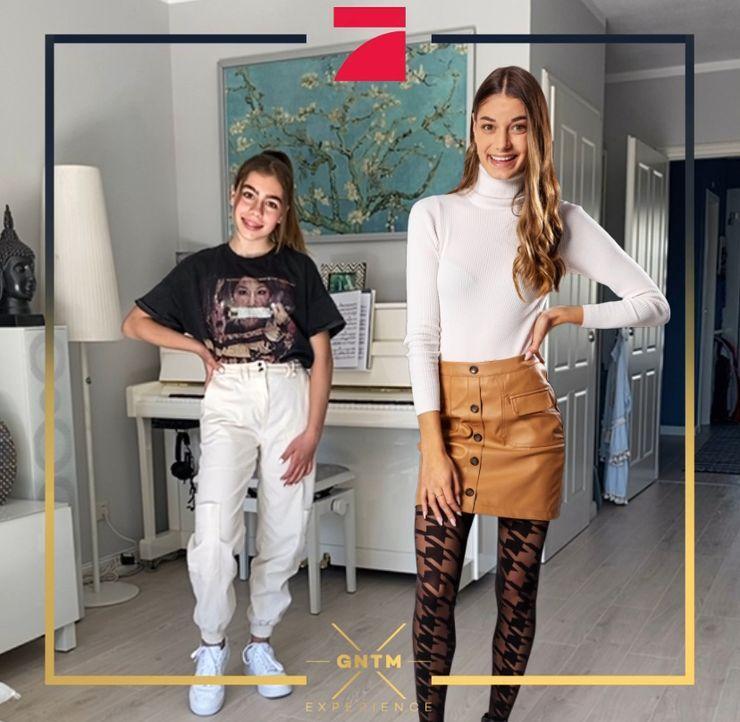 Lisa und Sarah - Bildquelle: ProSieben