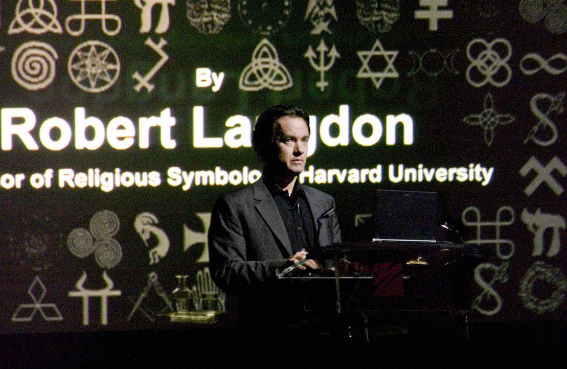 Ursprünglich wollte der Wissenschaftler Dr. Robert Langdon (Tom Hanks) sein neues Buch in Paris vorstellen. Doch plötzlich ist er der Hauptverdächti... - Bildquelle: Sony Pictures Television International. All Rights Reserved.