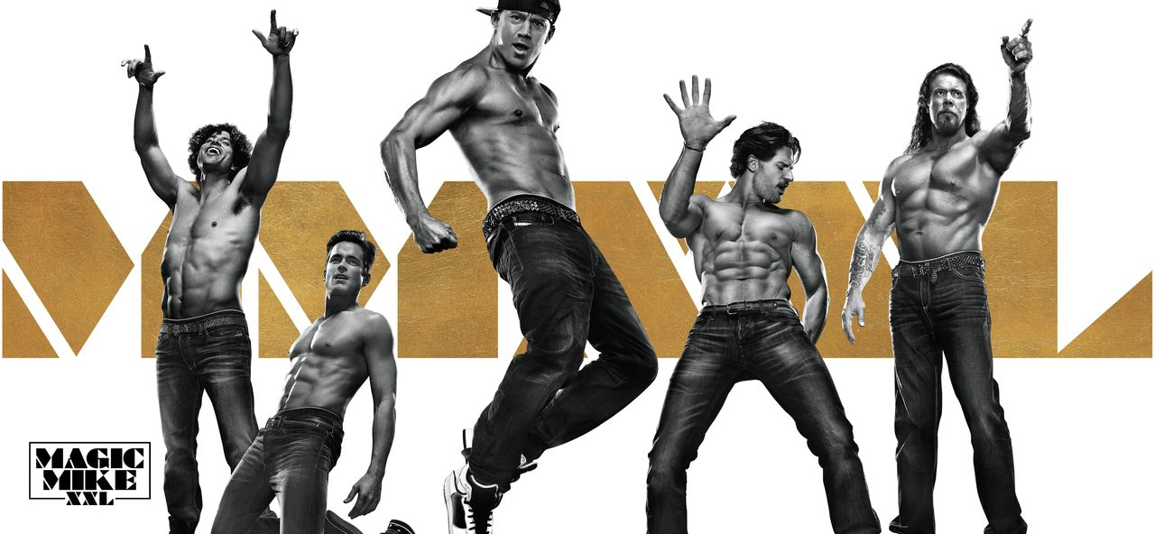 Magic Mike XXL - Artwork - Bildquelle: Warner Bros.