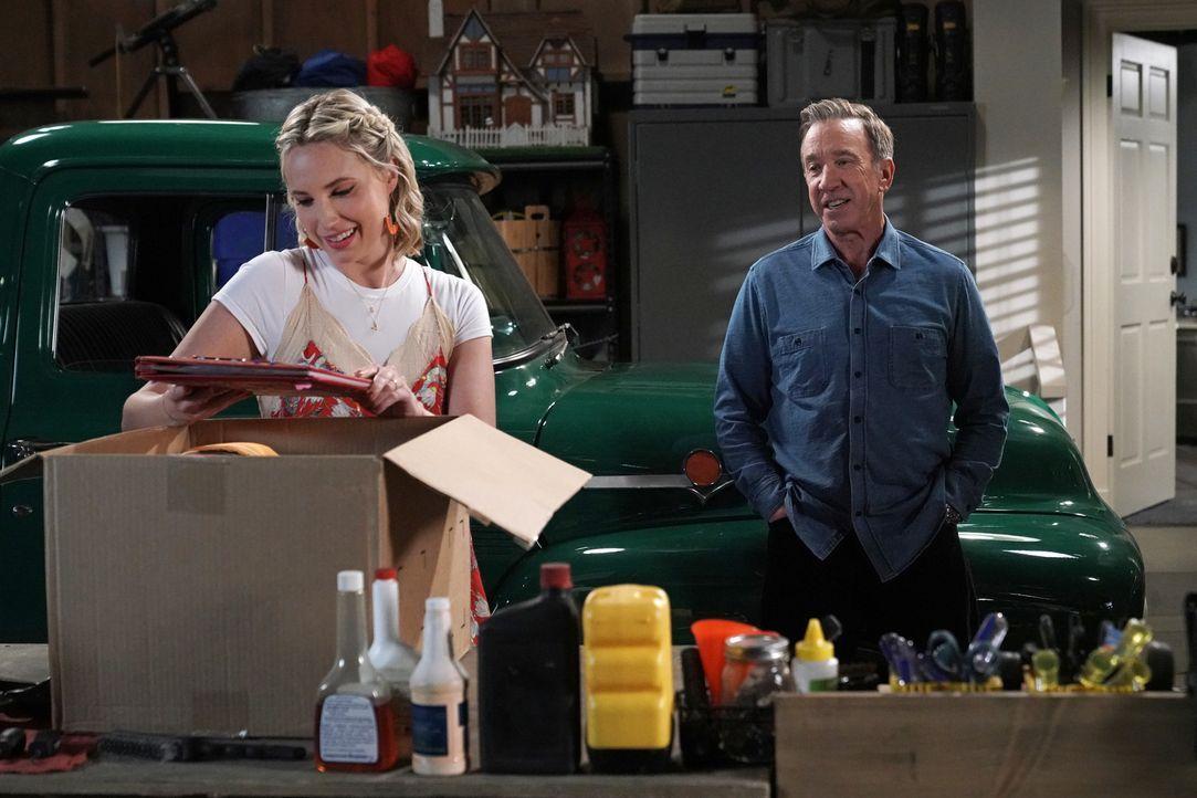 Mandy Baxter (Molly McCook, l.); Mike Baxter (Tim Allen, r.) - Bildquelle: Michael Becker 2020 Fox Media LLC. / Michael Becker