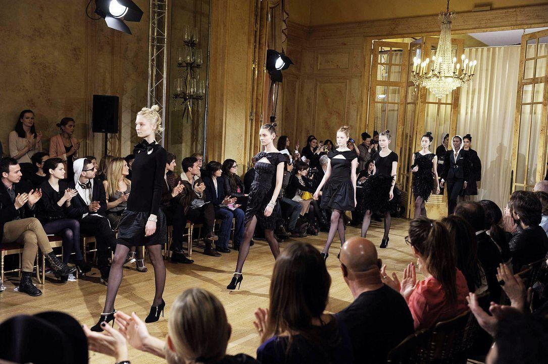 germanys-next-topmodel-stf07-epi10-fashion-show-luisa-007-oliver-s-prosiebenjpg 1950 x 1298 - Bildquelle: ProSieben/Oliver S.
