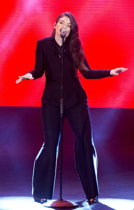 Lorde-14-04-06-dpa - Bildquelle: dpa