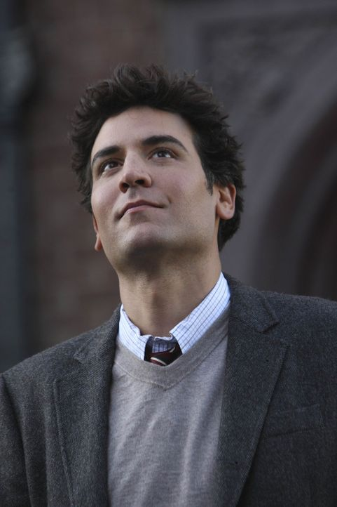 Ted (Josh Radnor), der Architekt der Vernichtung ... - Bildquelle: 20th Century Fox International Television