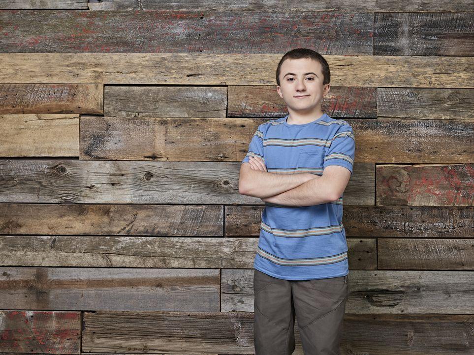 (9. Staffel) - Das Erwachsenwerden stellt Brick (Atticus Shaffer) immer wieder vor einige Herausforderungen ... - Bildquelle: Mitch Haaseth 2017 American Broadcasting Companies, Inc. All rights reserved./Mitch Haaseth