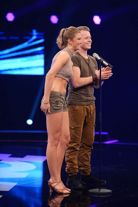 Got-To-Dance-Kim-Alex-01-SAT1-ProSieben-Willi-Weber - Bildquelle: SAT.1/ProSieben/Willi Weber