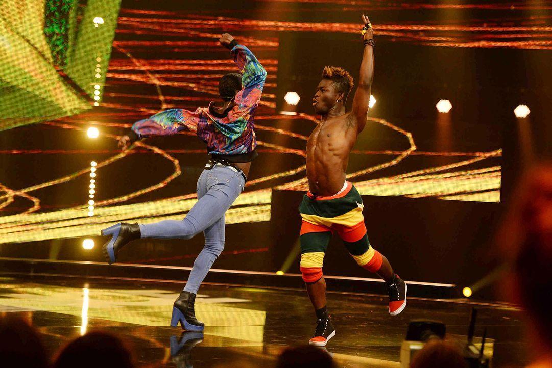 Got-To-Dance-David-H-21-SAT1-ProSieben-Willi-Weber - Bildquelle: SAT.1/ProSieben/Willi Weber