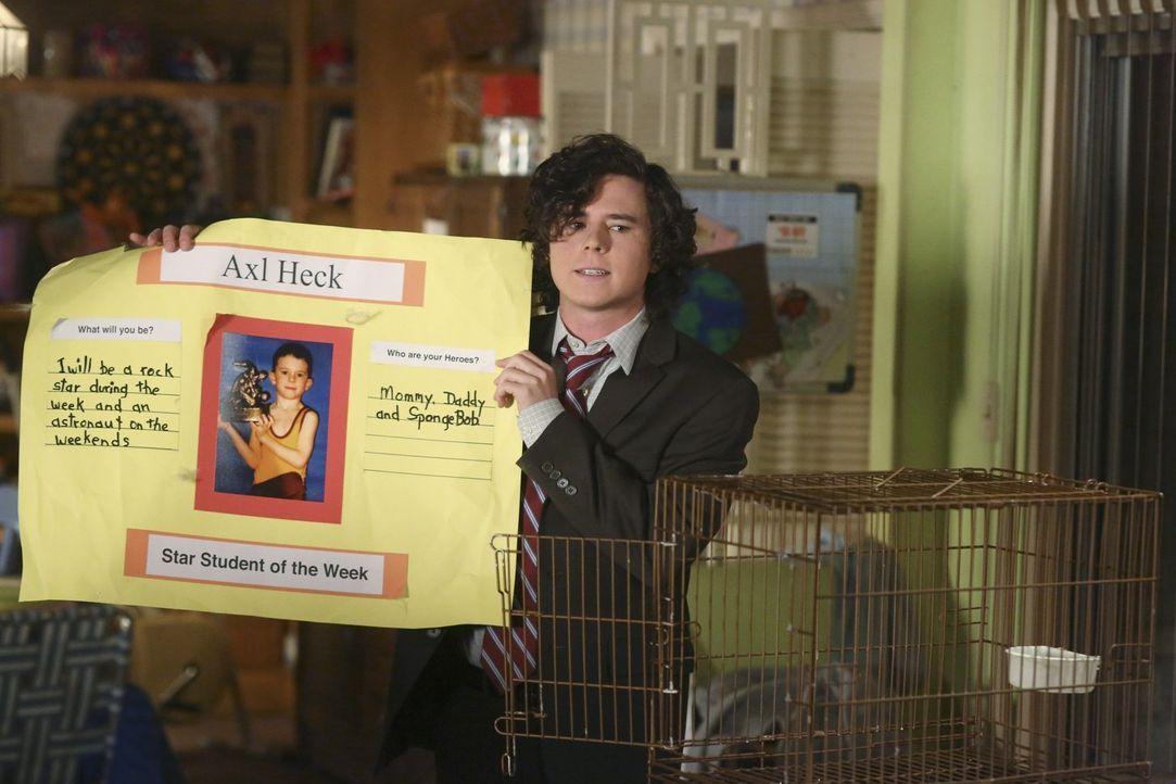 Axl (Charlie McDermott) - Bildquelle: Warner Brothers
