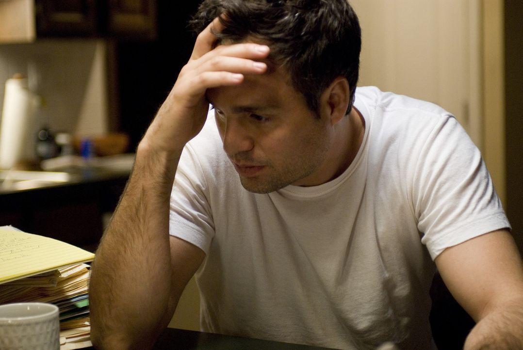 Soll er sich der Polizei stellen? Dwight (Mark Ruffalo) wird von starken Schuldgefühlen geplagt, aber die Angst, das Sorgerecht für seinen geliebt... - Bildquelle: TOBIS Film