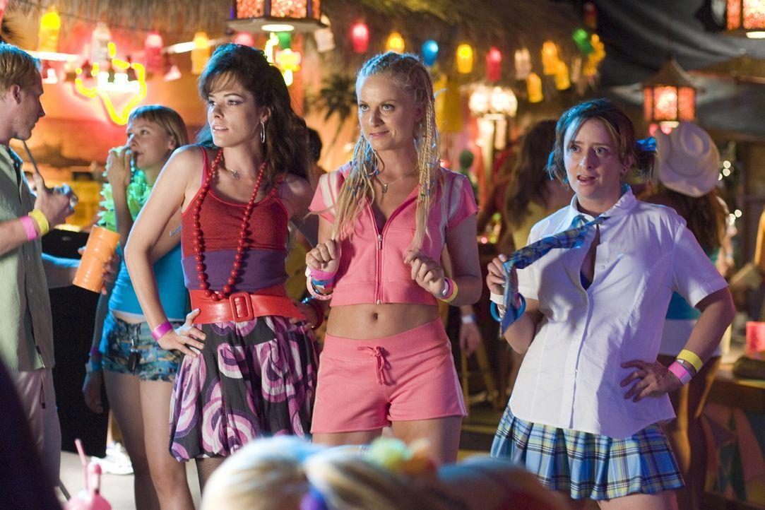Jetzt wird all das nachgeholt, was in ihrer Jugend noch nicht möglich war: die Mittdreißigerinnen (v.l.n.r.) Becky (Parker Posey), Gayle (Amy Poeh... - Bildquelle: Warner Bros.