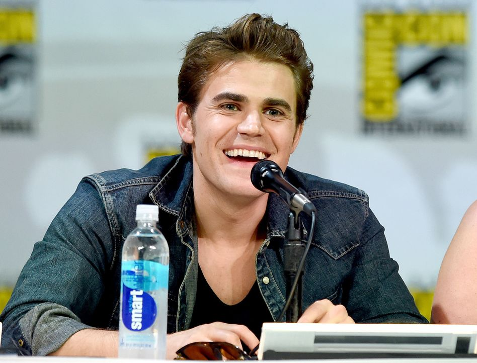 Paul-Wesley-14-07-26-AFP - Bildquelle: Getty-AFP