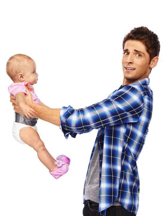 (1. Staffel) - Baby Daddy: Ben (Jean-Luc Bilodeau) ... - Bildquelle: ABC Family