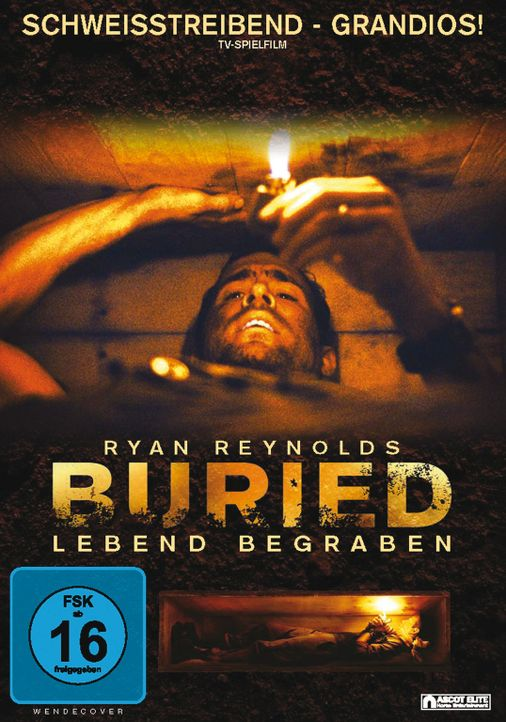 BURIED - LEBEND BEGRABEN - Bildquelle: ASCOT ELITE Home Entertainment GmbH _Buried