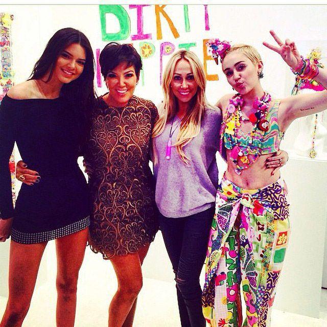 Miley-Cyrus-Instagram-tishcyrus - Bildquelle: http://instagram.com/tishcyrus