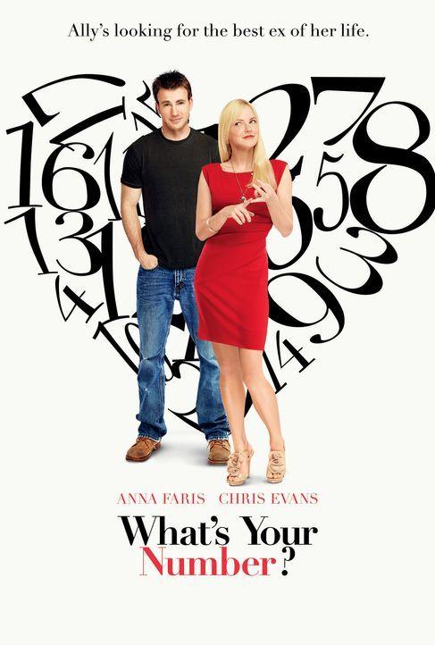 What's Your Number? - Plakatmotiv - Bildquelle: 2010 Twentieth Century Fox Film Corporation. All rights reserved.