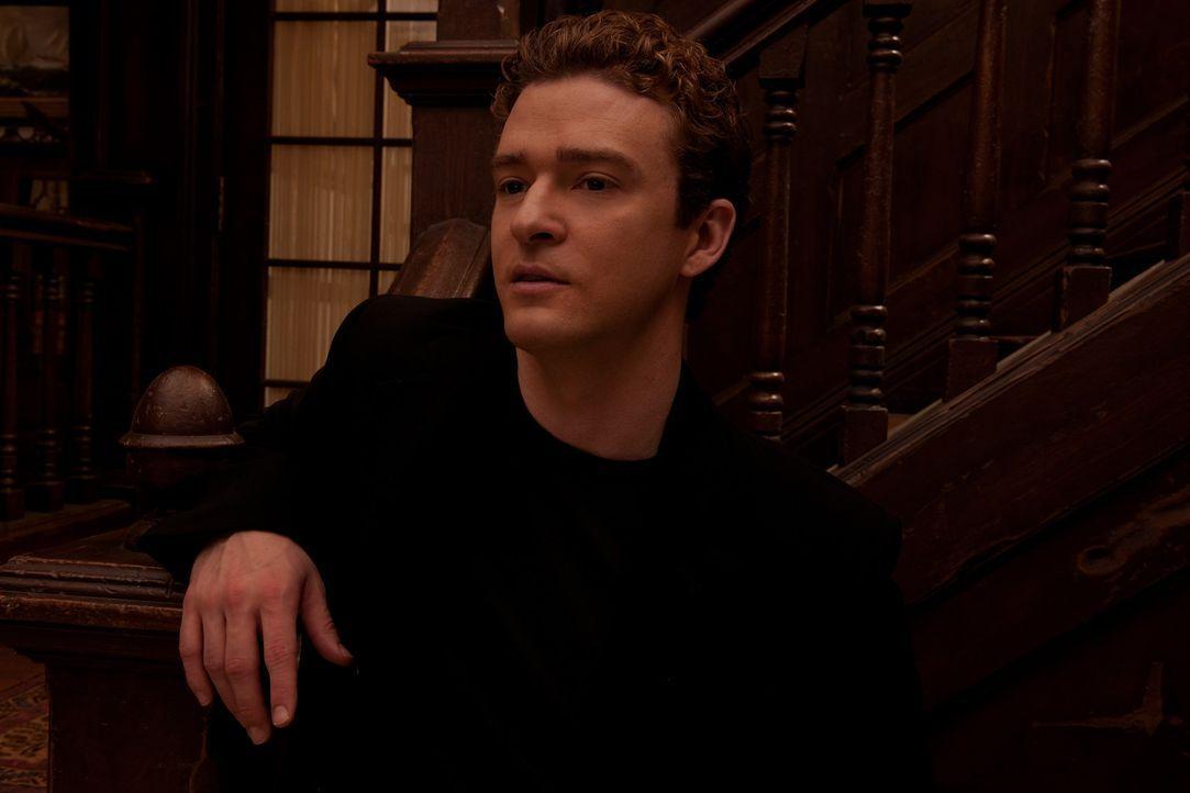 Er weiß schon länger, dass Erfolg auch Neider mit sich bringt: Sean Parker (Justin Timberlake) ... - Bildquelle: 2010 Columbia Pictures Industries, Inc. and Beverly Blvd LLC. All Rights Reserved.