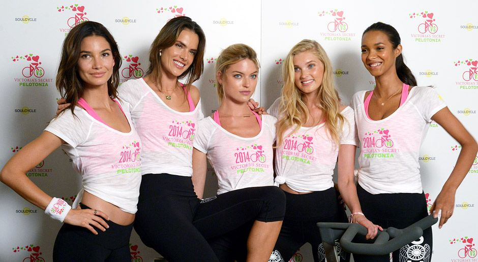 Victorias-Secret-Angels-Soul-Cycle-04-07-09-2-WENN-com - Bildquelle: WENN.com