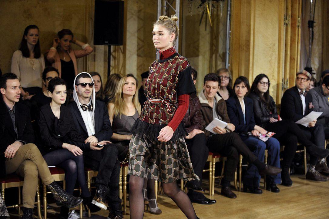 luisagermanys-next-topmodel-stf07-epi10-fashion-show-luisa-036-oliver-s-prosiebenjpg 1950 x 1298 - Bildquelle: ProSieben/Oliver S.
