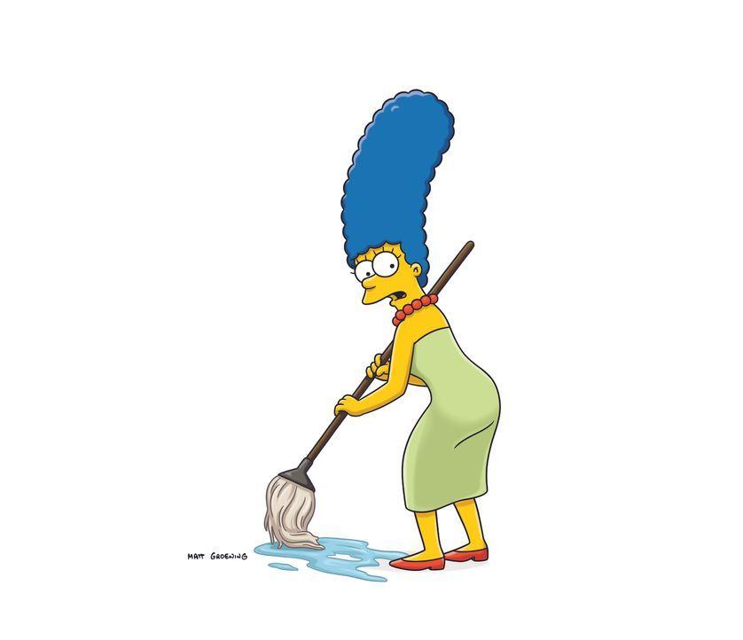 (24. Staffel) - Für ihre Familie immer zur Stelle: Mutter Marge ... - Bildquelle: und TM Twentieth Century Fox Film Corporation - Alle Rechte vorbehalten