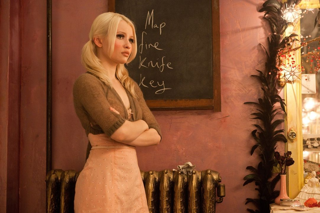 Babydoll (Emily Browning) - Bildquelle: Warner Bros.