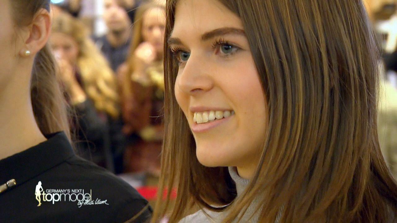 GNTM-10-Sendung01_030 - Bildquelle: ProSieben